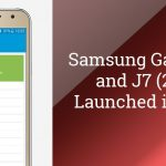 Samsung Galaxy J5 and J7 (2016) Launched in India | Specs and Price