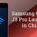 Samsung Galaxy J3 Pro Launched with 2GB RAM and Quad Core Processor