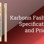 Karbonn Fashion Eye Announced in India for Rs. 5490
