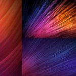 Download Xiaomi Redmi Pro and Mi Notebook Air Stock Wallpapers
