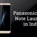 Panasonic Eluga Note Launched In India for Rs. 13290 with 3GB RAM