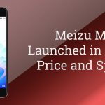 Meizu M5 with 3070mAh Battery and 3GB RAM Launched in China