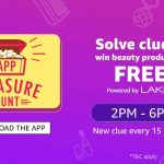 (LIVE) Amazon Treasure Hunt Answers 15th December 2017