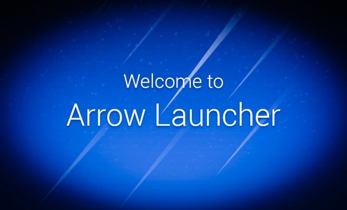 Arrow Launcher by Microsoft